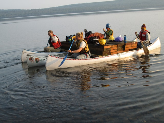 ISRO_Web_Ishpeming_Trail_Repair_Project_Canoe_Crew_Boards_Lake_Crossing_640x480.jpg