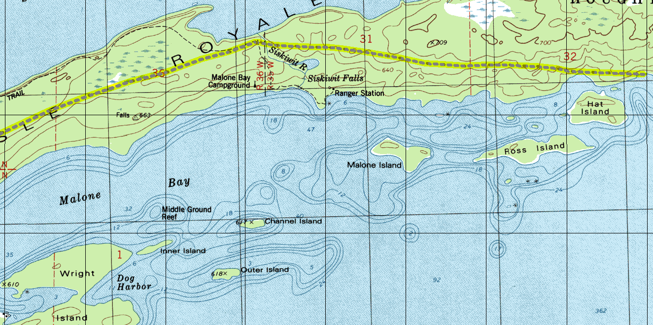 1930 Hat Island Bay to Island Mine EAST.PNG