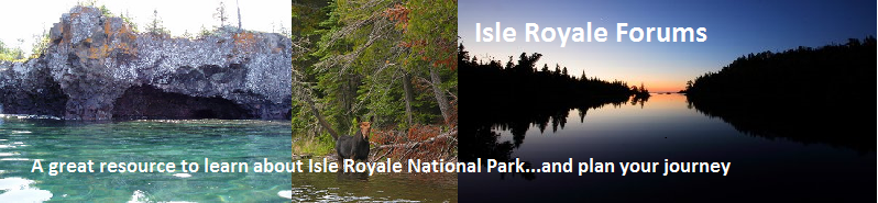 Isle Royale Forums index
